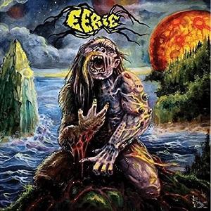 Eerie - Eerie 1 - fanzine