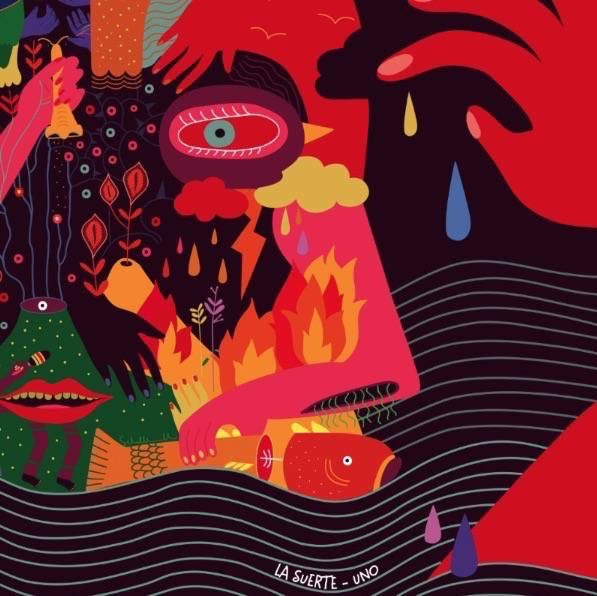 La Suerte - Uno 11 - fanzine