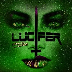 Luke Von Fuzz - Lucifer 10 - fanzine