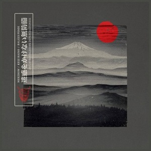 Merzbow, Keiji Haino, Balazs Pandi - An Untroublesome Defencelessness 8 - fanzine