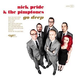 Nick Pride & The Pimptones - Go Deep 8 - fanzine