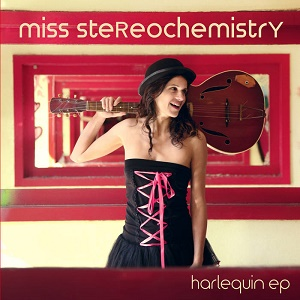 Stereochemistry - Harlequin 9 - fanzine