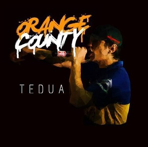 Tedua - Orange County 1 - fanzine