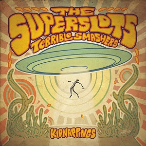 The Superslots Terrible Smashers - Kidnappings 1 - fanzine