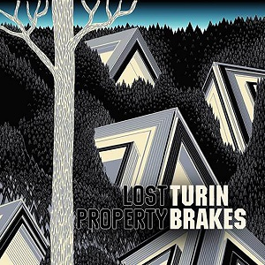 Turin Brakes - Lost Property 1 - fanzine