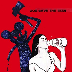 MILF - God Save The Teen 1 - fanzine