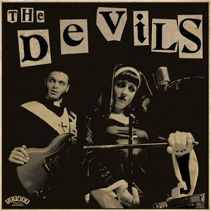 The Devils -  Sin, You Sinners! 1 - fanzine