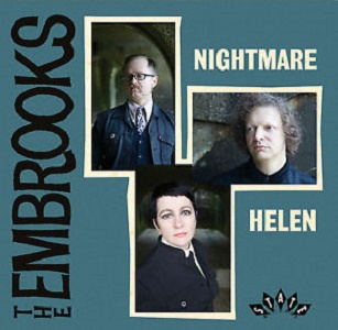 "The Embrooks - Nightmare / Helen 7"" 8 - fanzine"