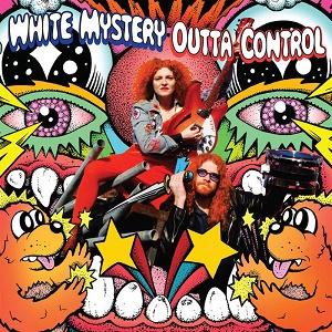 White Mystery - Outta Control 1 - fanzine