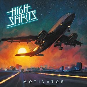 High Spirits - Motivator 9 - fanzine