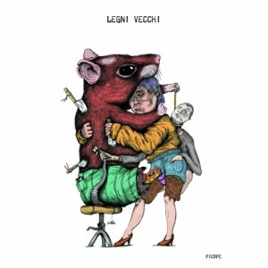 Legni Vecchi - Legni Vecchi 1 - fanzine