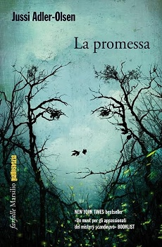 Jussi Adler-Olsen - La Promessa 10 - fanzine