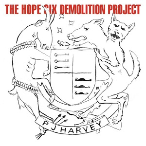 PJ Harvey - The Hope Six Demolition Project 4 - fanzine