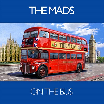The Mads - On The Bus / The Way She Smiles 8 - fanzine