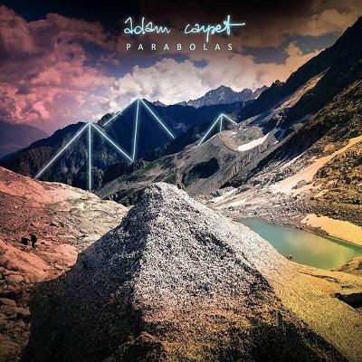 Adam Carpet - Parabolas 1 - fanzine