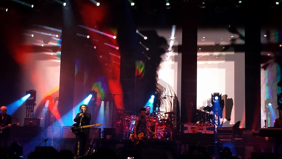 """ph. Annalisa Di Giuseppe‎The Cure - LIve a Roma"""