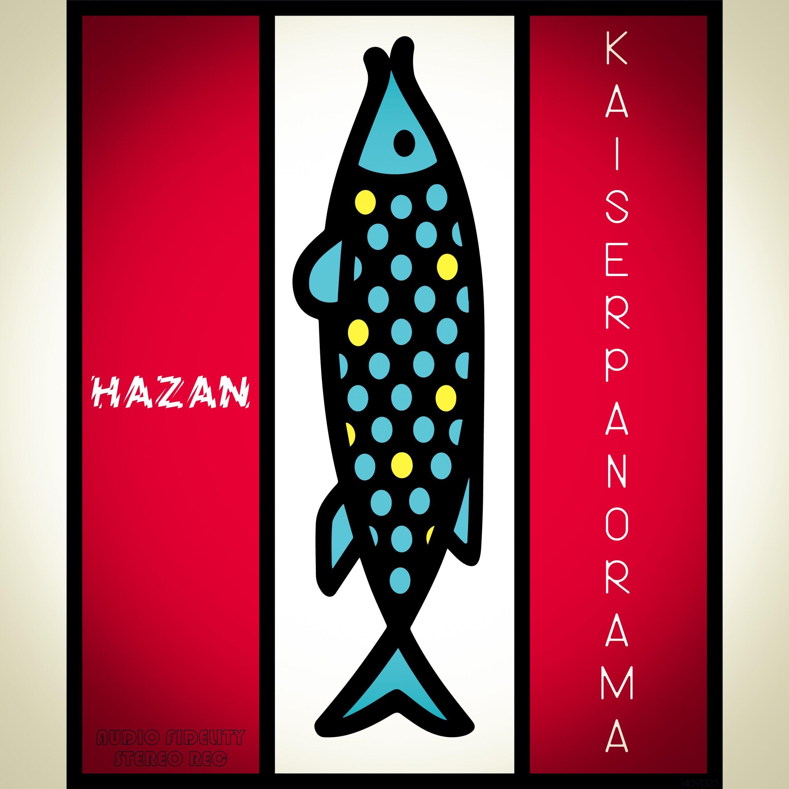 Hazan - Kaiserpanorama ep 1 - fanzine
