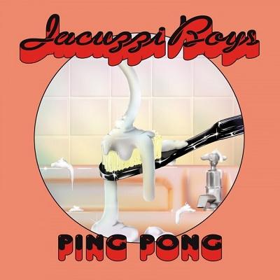 Jacuzzi Boys - Ping Pong 1 - fanzine