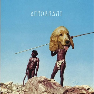David Nesselhauf - Afrokraut 1 - fanzine