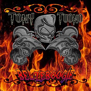 Tony Tuono - Belzeboogie / JessoTwisTo 1 - fanzine