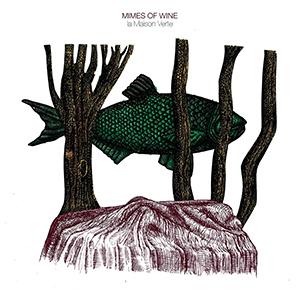 Mimes Of Wine - La Maison Verte 1 - fanzine