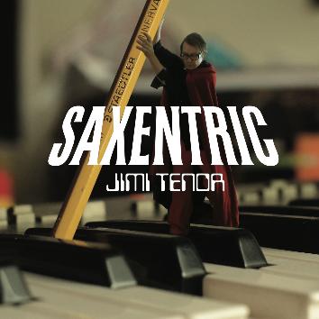 Jimi Tenor - Saxentric 3 - fanzine