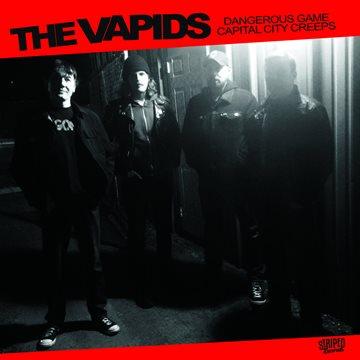 "The Vapids - The Mugwups -Split - 7"" 1 - fanzine"