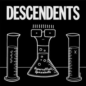 Descendents - Hypercaffium Spazzinate 1 - fanzine