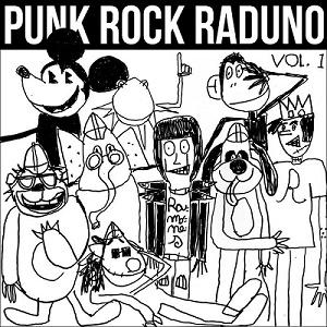 Autori Vari - Punk Rock Raduno Vol.1 1 Iyezine.com